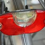 Rücklicht mit LED-Standlicht